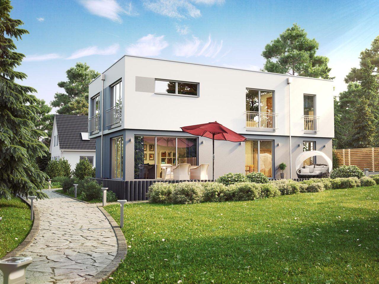 Haus Amsterdam Bauhaus - Dürr Massivhaus