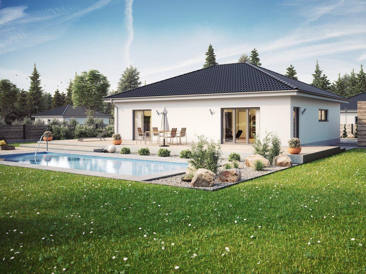 Haus Nizza - Dürr Massivhaus