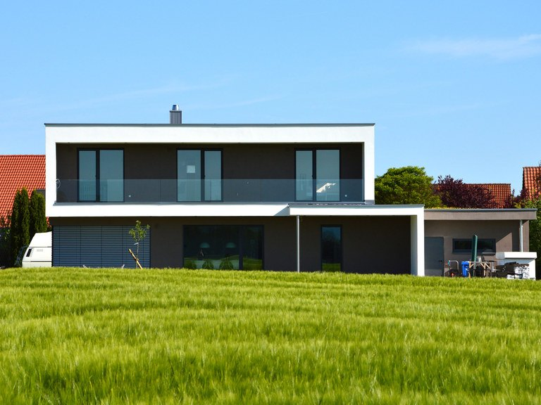 Musterhaus Holzbau Kielwein