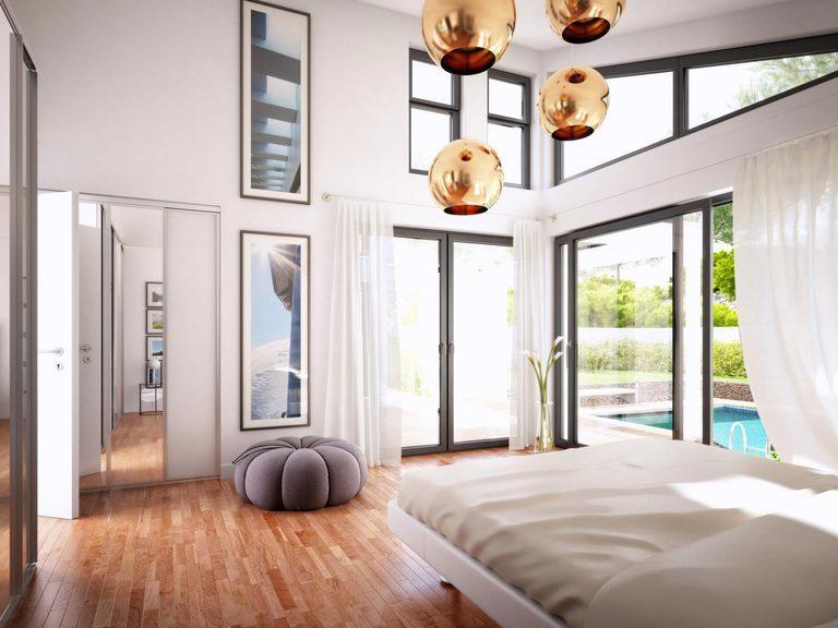 Bungalow Liberty - RENSCH-HAUS - Schlafzimmer