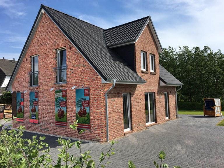 Musterhaus Husum - Flair 125 - Nico Jacobs Eigenheimbau