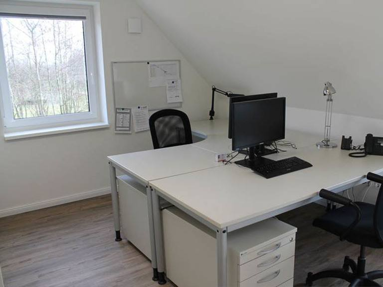 Musterhaus Husum - Flair 125 - Büro