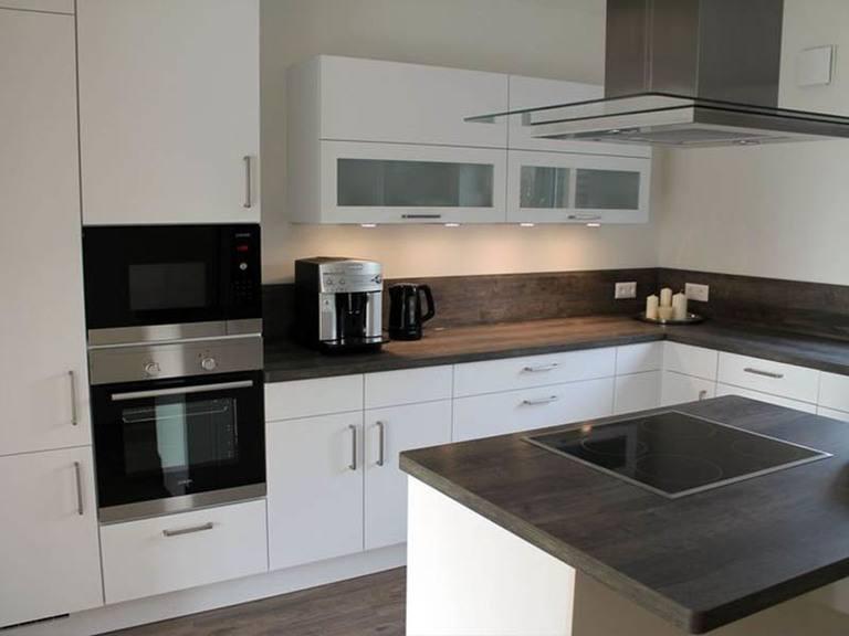 Musterhaus Husum - Flair 125 - Küche