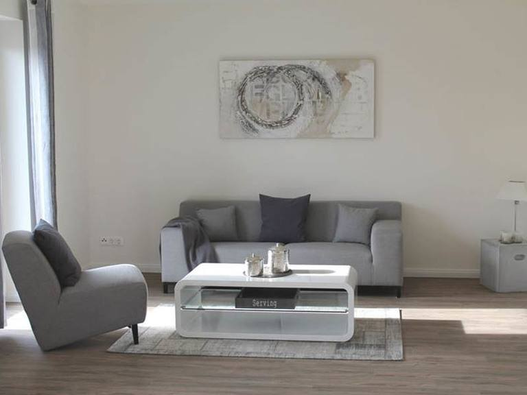 Musterhaus Husum - Flair 125 - Wohnzimmer