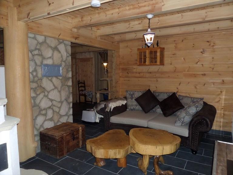Haus Schweiz, Wohnzimmer