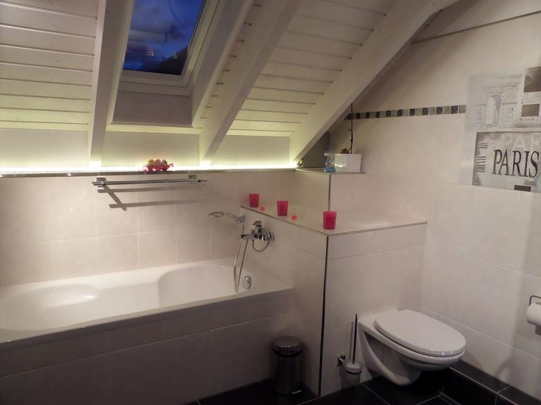 Haus Schweiz, Badezimmer
