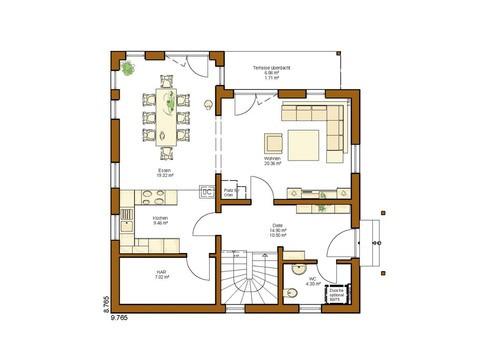 Stadtvilla Clou 135 Rensch Haus