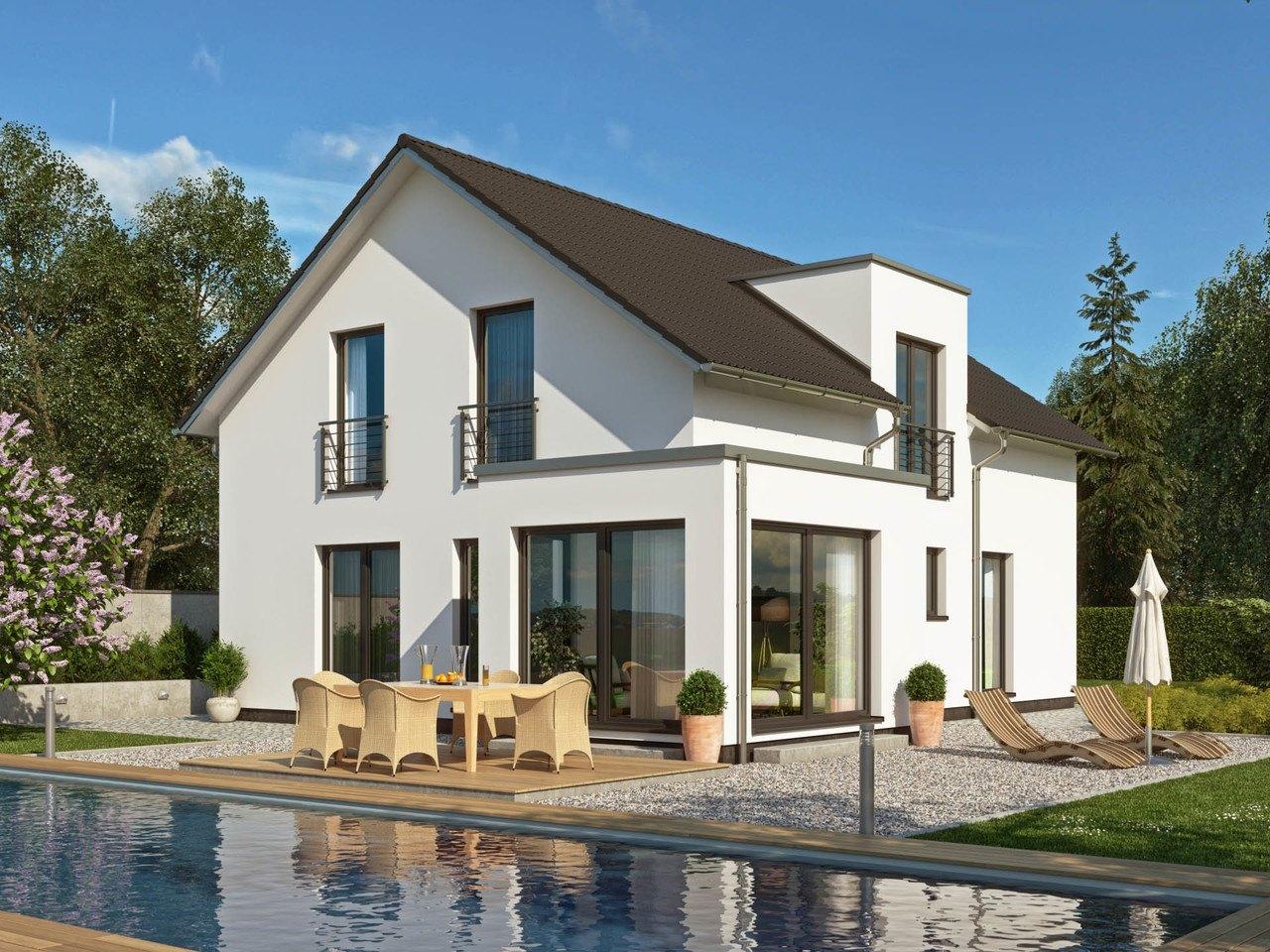 Einfamilienhaus Clou 156