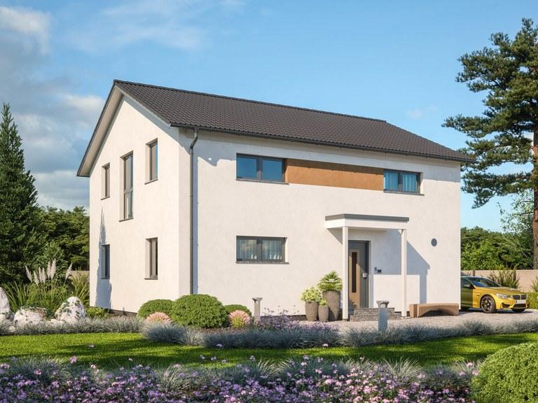 Einfamilienhaus Clou 169 - Ansicht 2