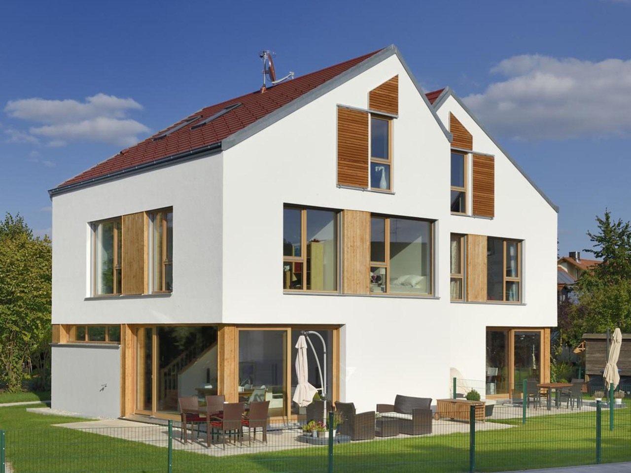 Haus Engelhart - Gruber Holzhaus