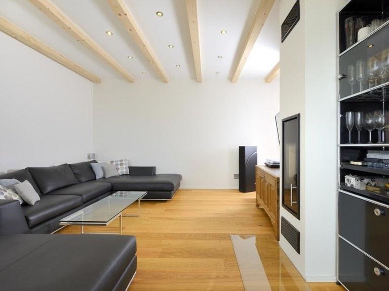 Haus Engelhart - Wohnzimmer