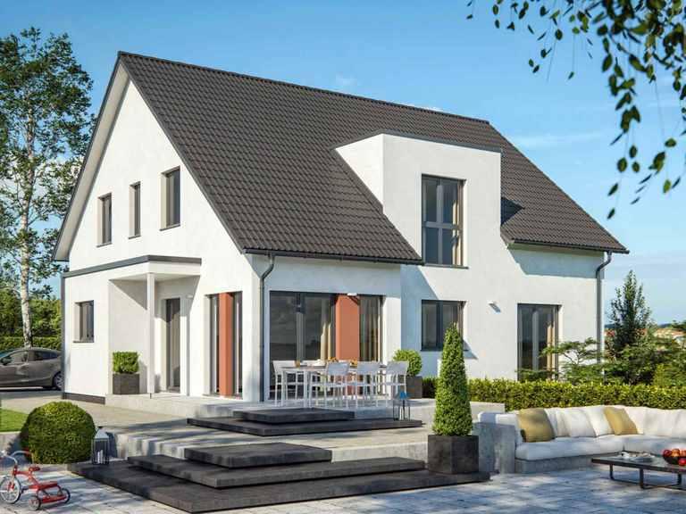 Einfamilienhaus Clou 202 - RENSCH-HAUS