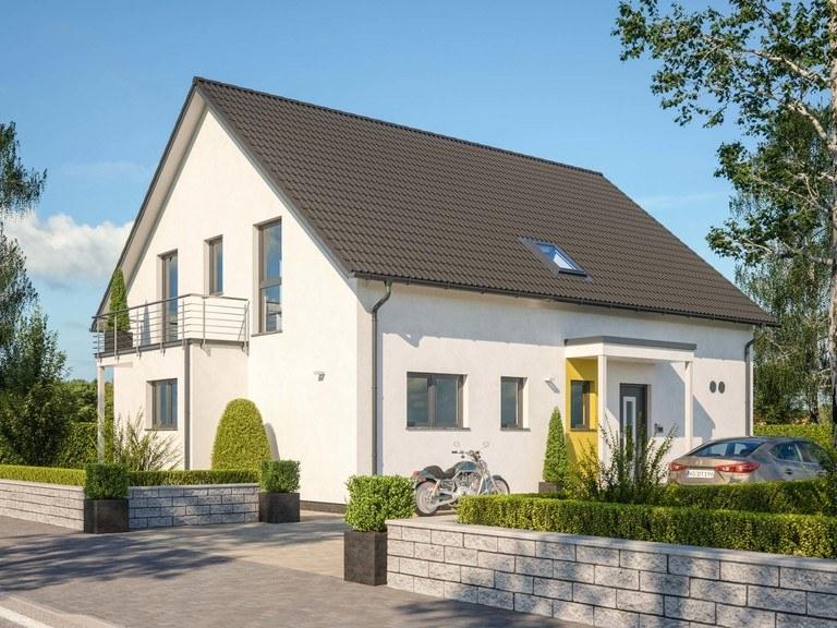 Einfamilienhaus Clou 202 - Ansicht 2