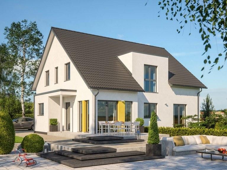 Einfamilienhaus Clou 202