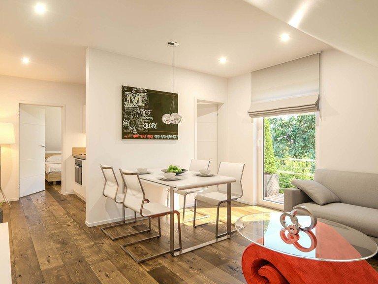 Einfamilienhaus Clou 202 - Essbereich