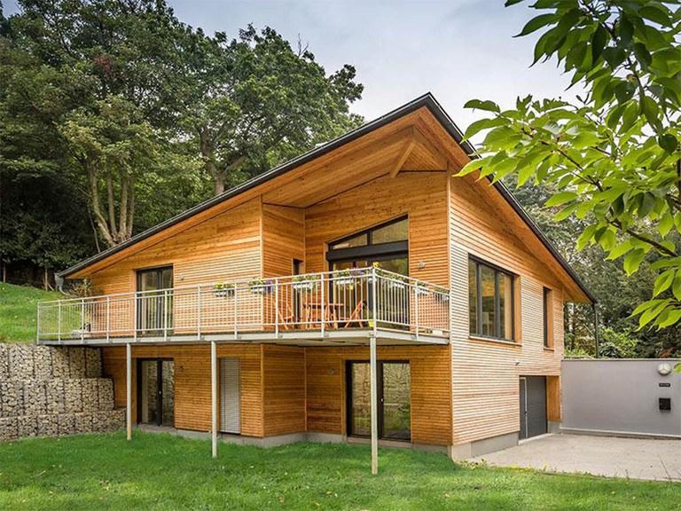 Haus England - Gruber Holzhaus