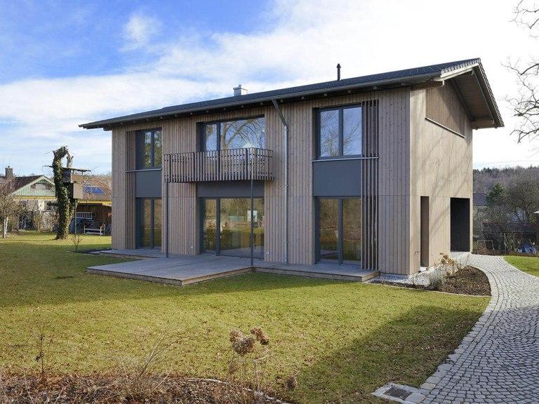 Haus Jacobi - Gruber Holzhaus