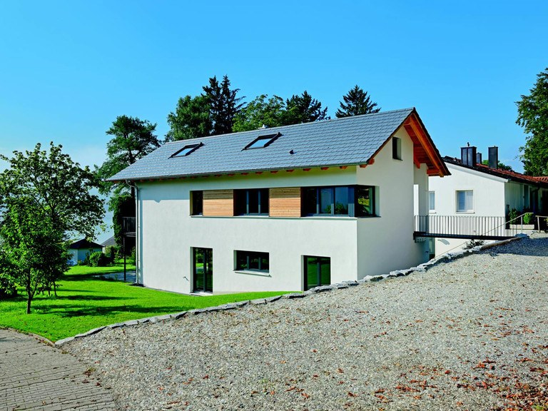 Haus Quadfass - Gruber Holzhaus