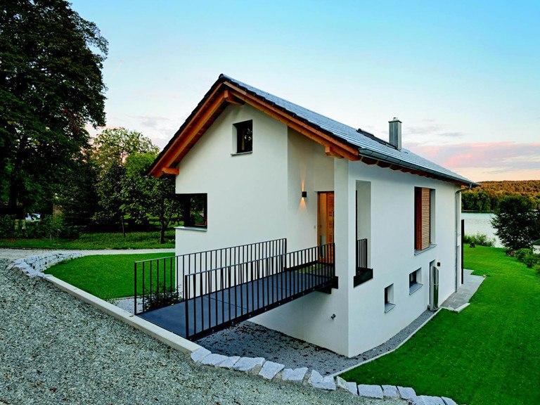 Haus Quadfass - Gruber Holzhaus Ansicht 3