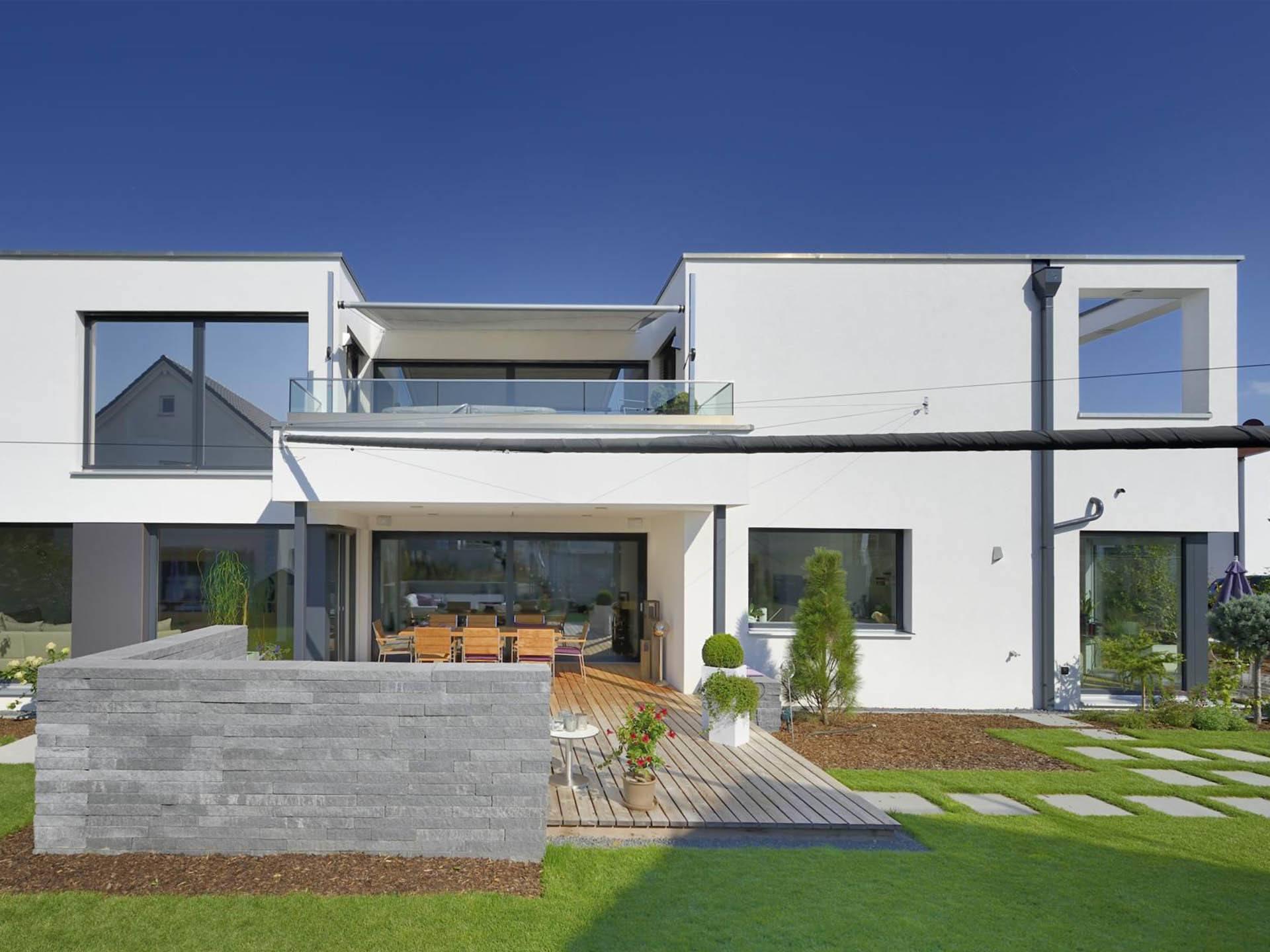 Haus Reichenbach - Gruber Holzhaus