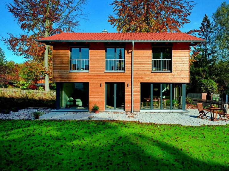 Haus Rombach Ansicht 2