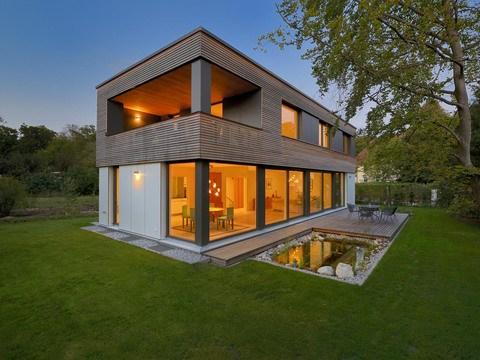 Haus Schindler - Gruber Holzhaus