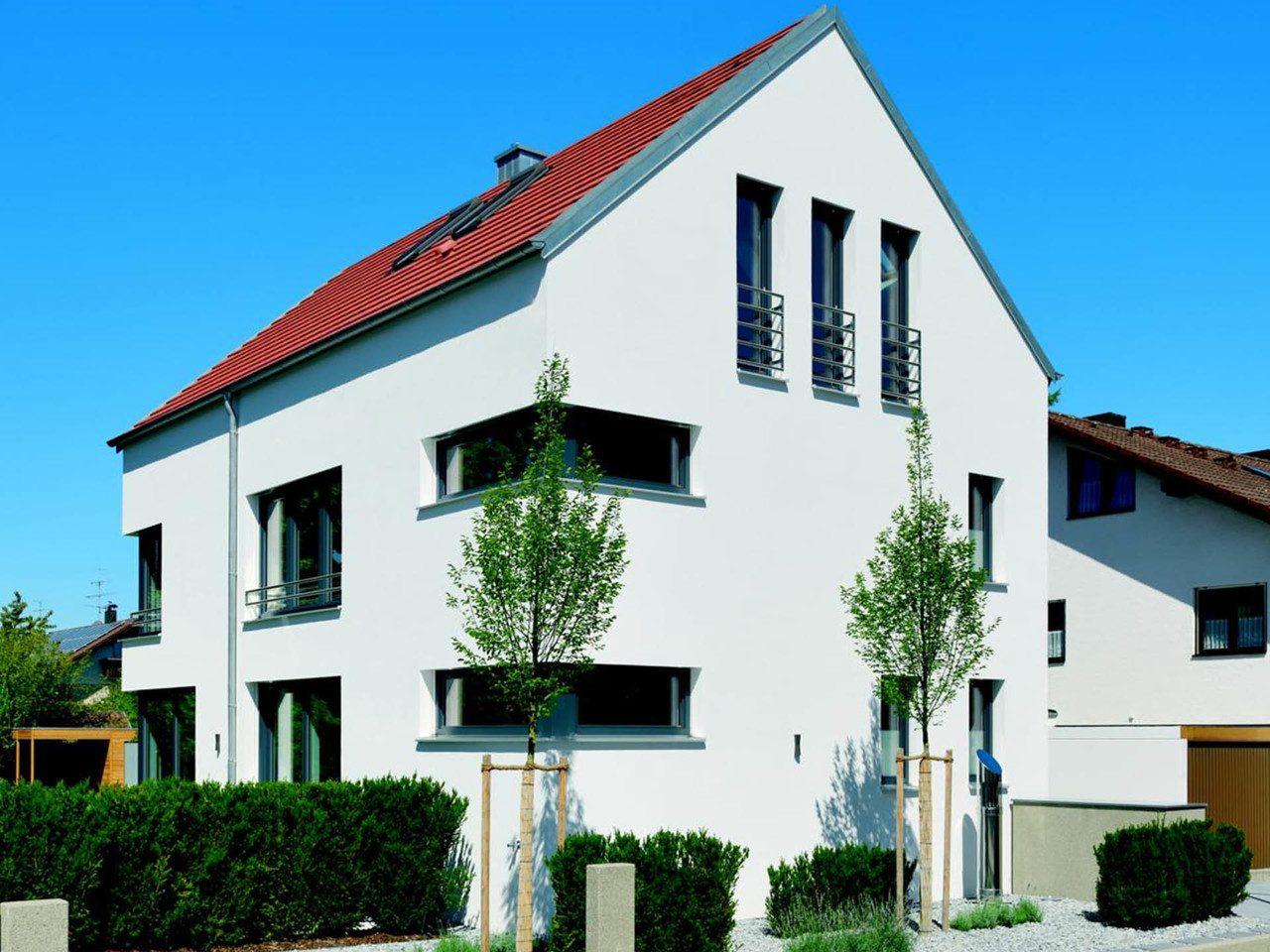 Haus Silbereiche - Gruber Holzhaus