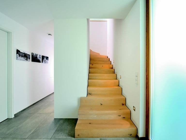 Haus Silbereiche - Treppe
