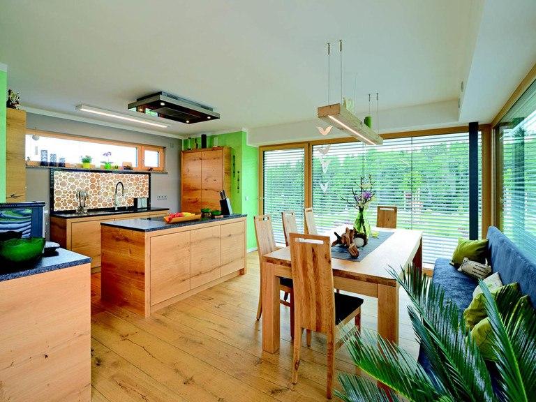 Haus Wagner Gruber Holzhaus - Küche
