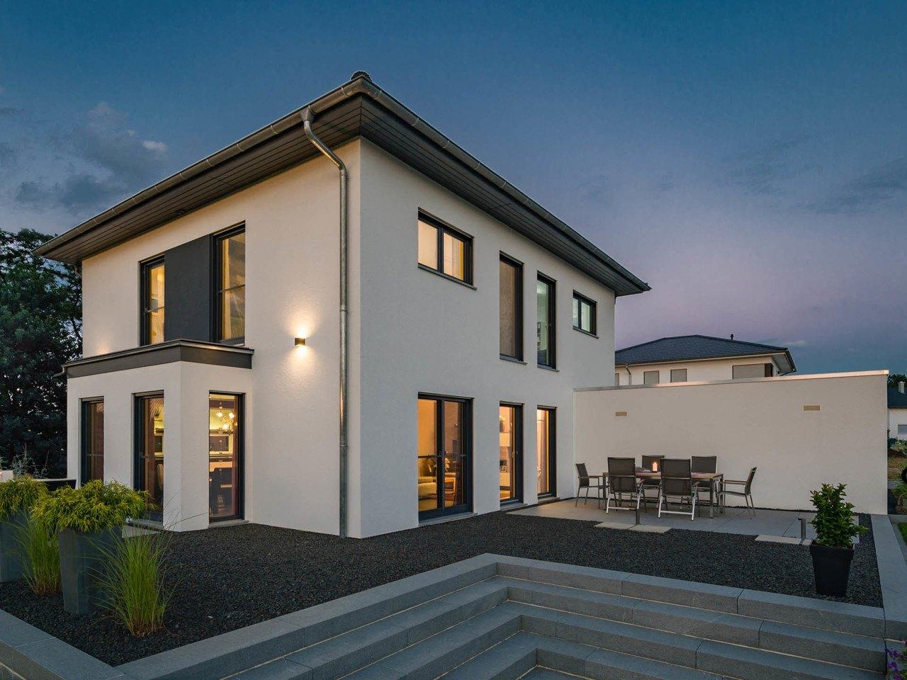 Kundenhaus Lancaster - RENSCH-HAUS