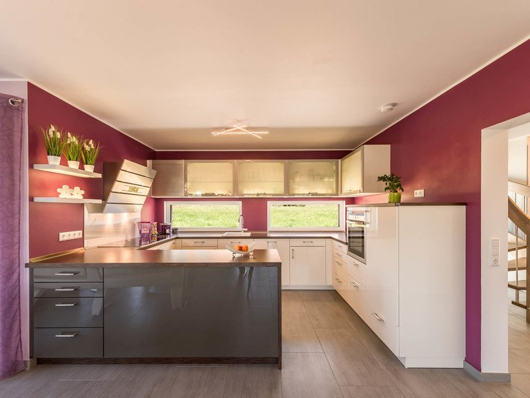 Kundenhaus Lancaster - Küche