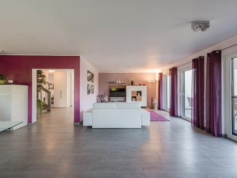 Kundenhaus Lancaster - Wohnzimmer