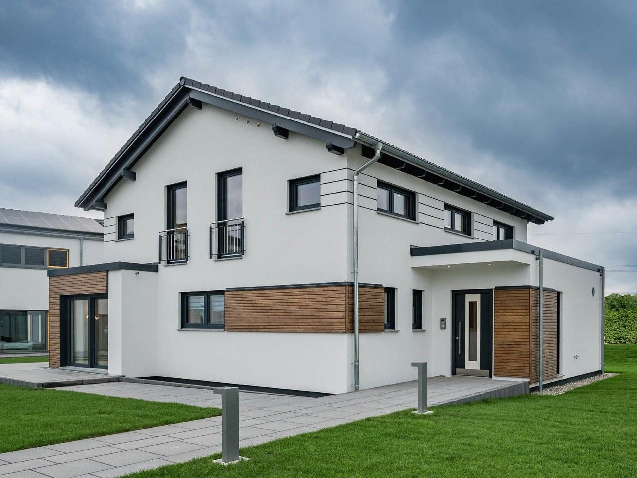 Musterhaus Modena - RENSCH-HAUS