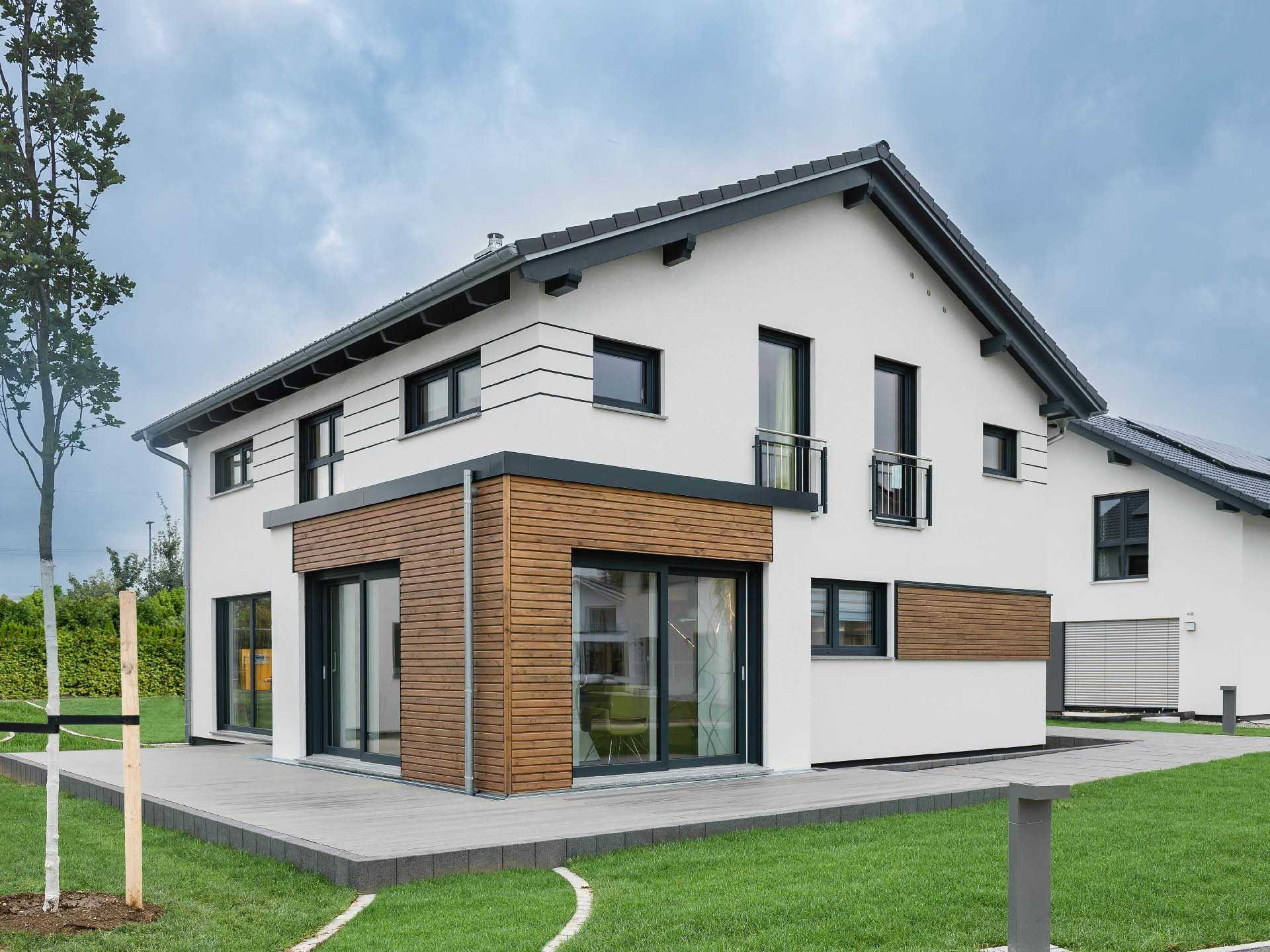 musterhaus modena rensch haus. Black Bedroom Furniture Sets. Home Design Ideas