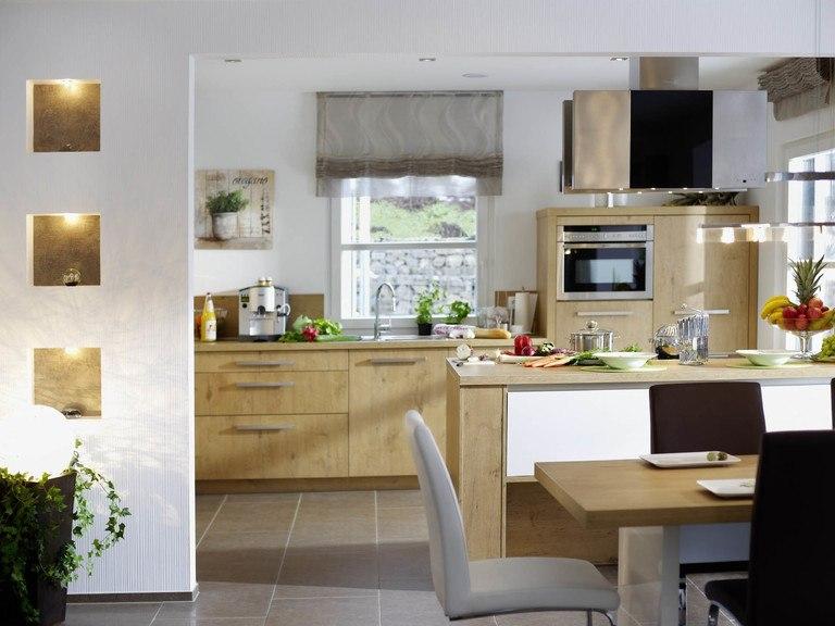 Musterhaus Orlando - Küche
