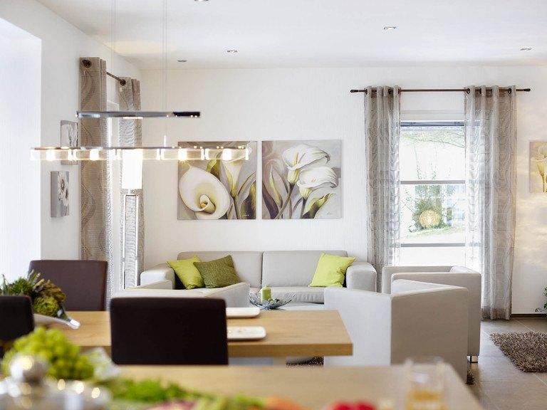 Musterhaus Orlando - Wohnzimmer