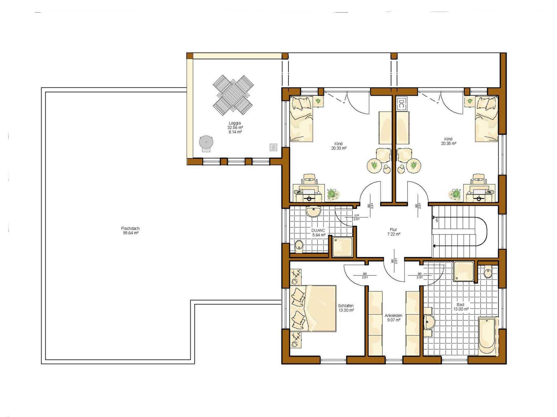 haus twinline r genua rensch haus. Black Bedroom Furniture Sets. Home Design Ideas