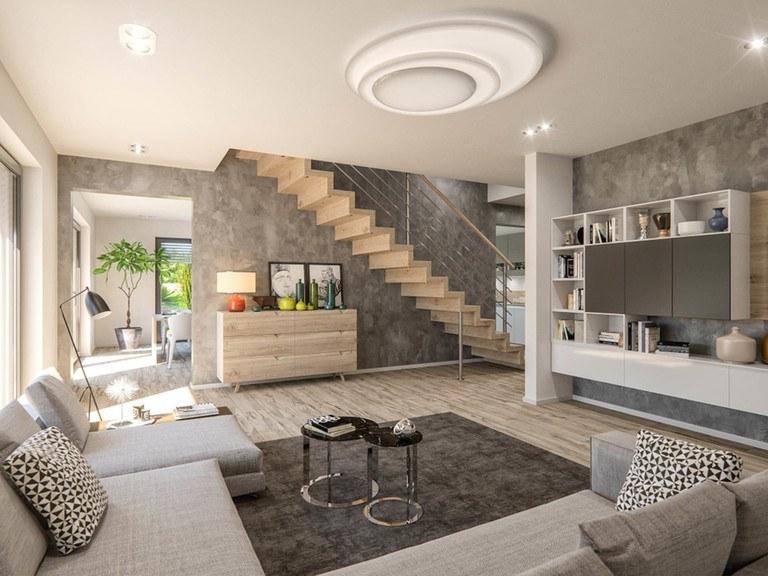 Musterhaus Ancona - Wohnzimmer