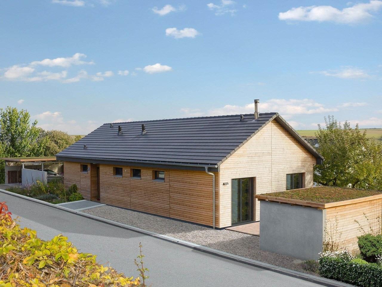 Holzhaus Homestory 381 - LEHNER HAUS
