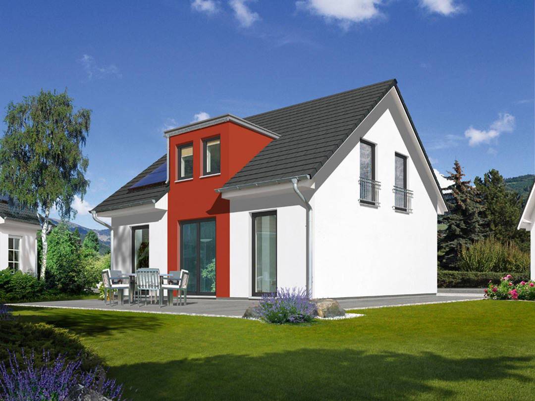 Haus flair 134 town country haus for Haus mit flair