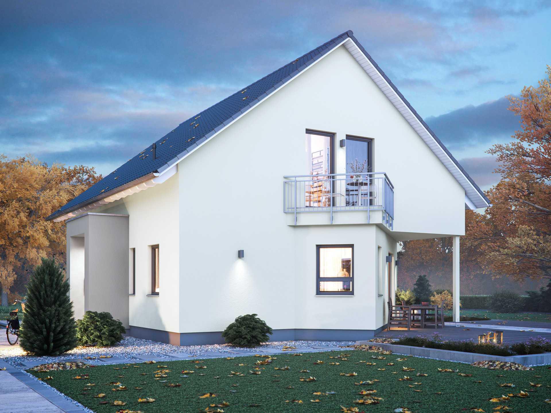 einfamilienhaus lifestyle s massa haus. Black Bedroom Furniture Sets. Home Design Ideas