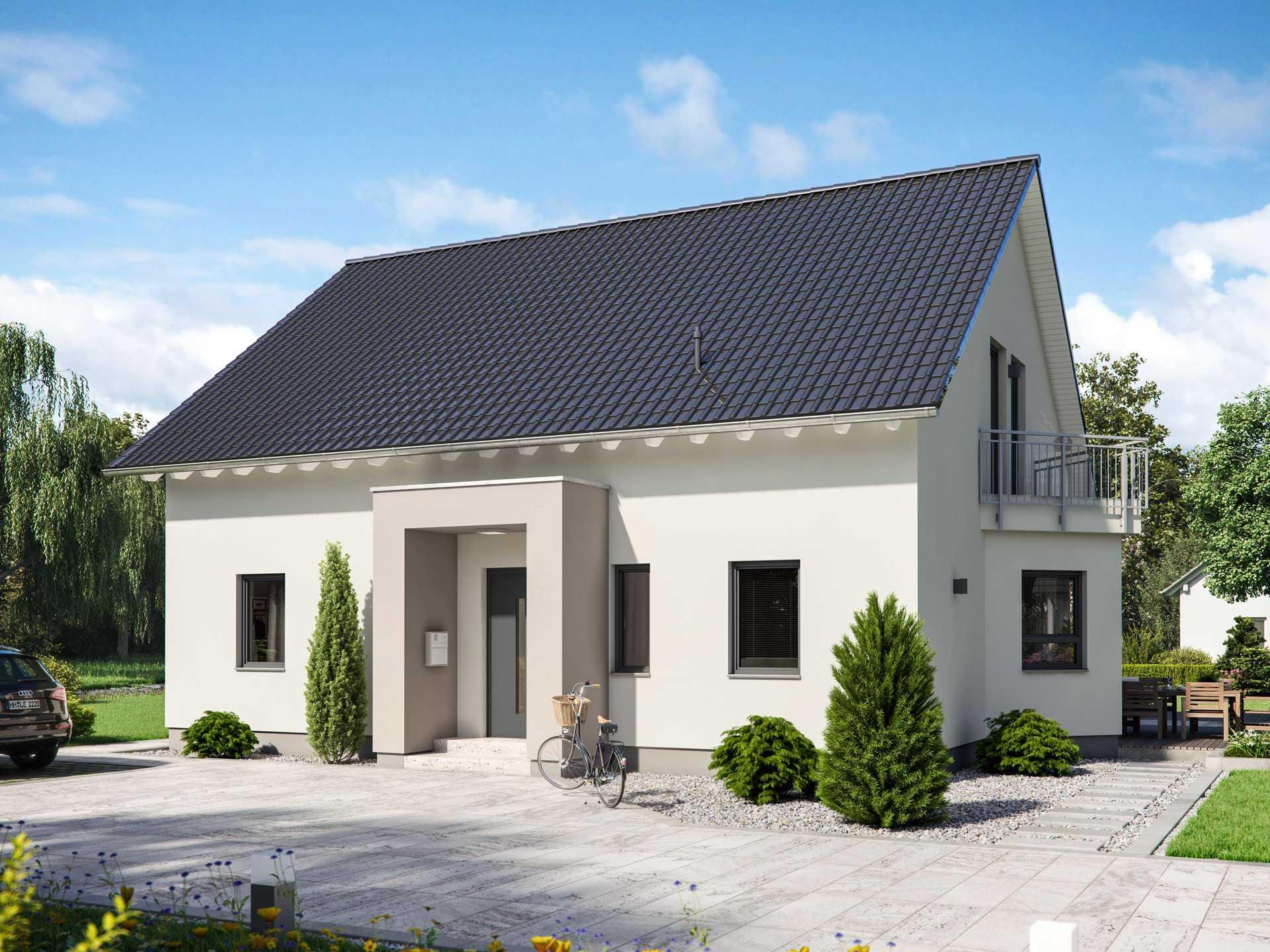 Einfamilienhaus lifestyle 7 massa haus for Einfamilienhaus zweifamilienhaus