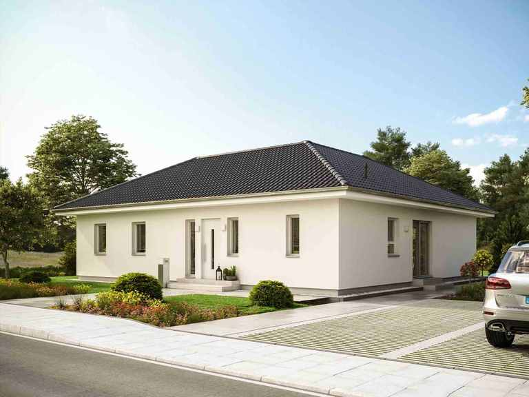 Bungalow ComfortStyle 13.01 W Ansicht bei Tag