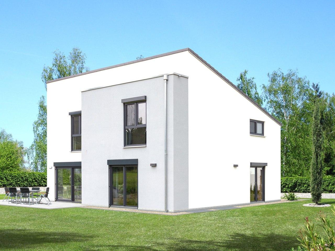 Pultdachhaus Homestory 463