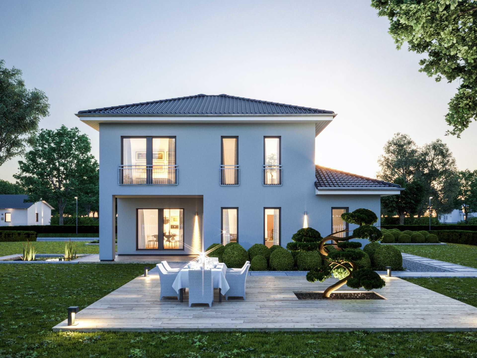 stadtvilla lifestyle w massa haus. Black Bedroom Furniture Sets. Home Design Ideas