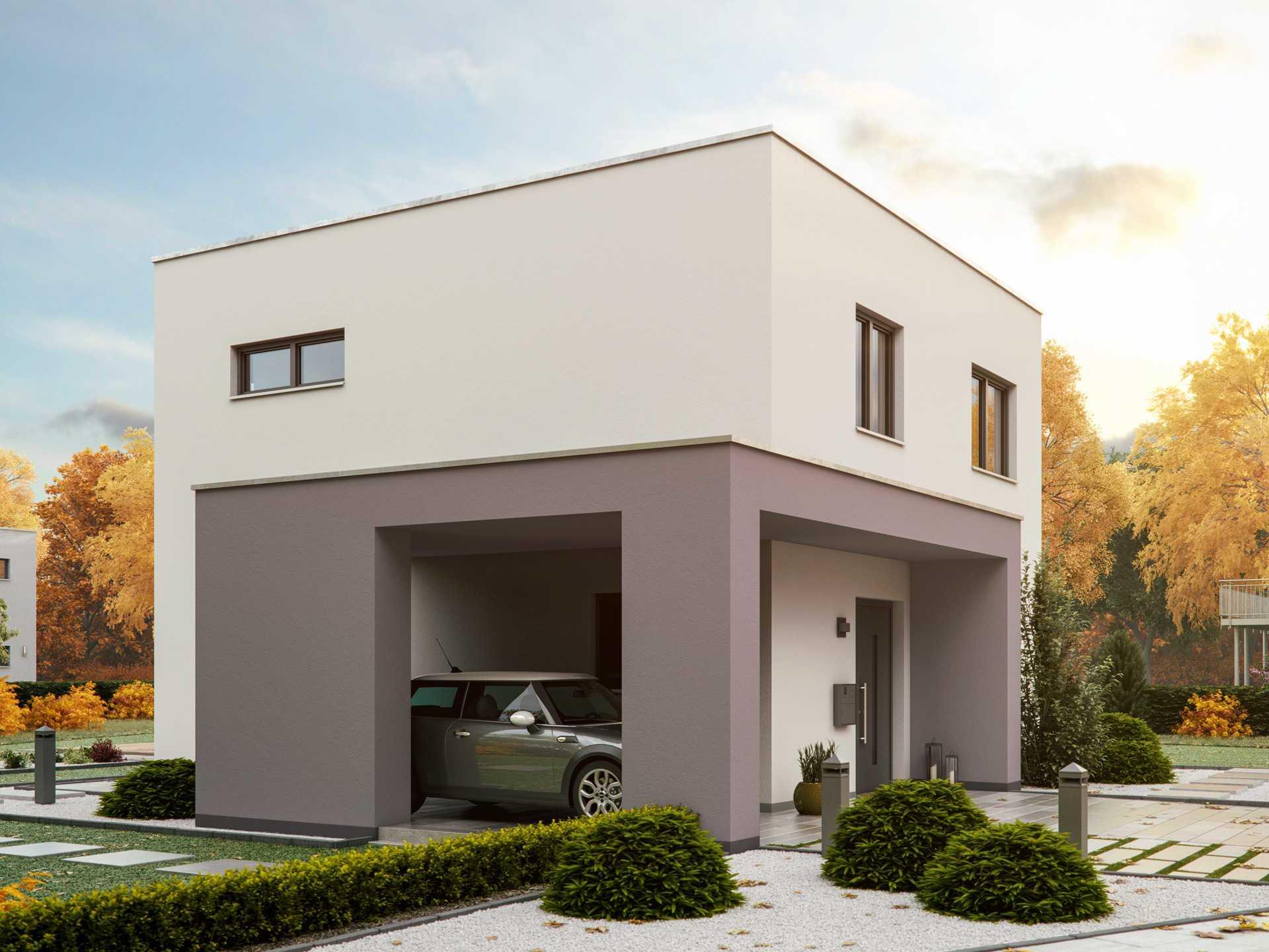 einfamilienhaus cube 6 massa haus