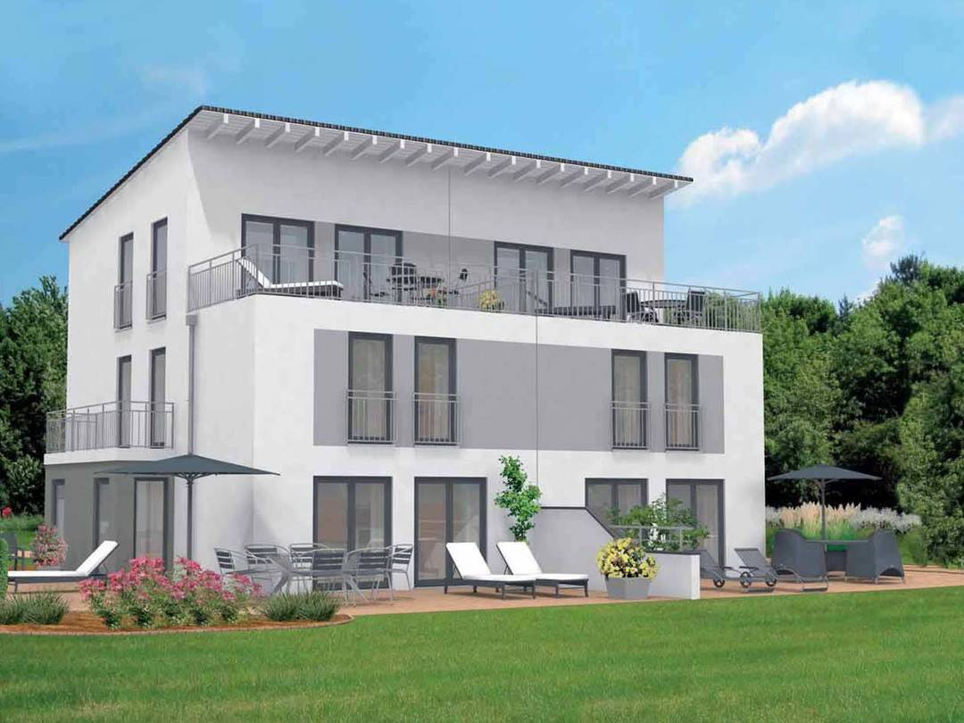 Doppelhaus Trend 175