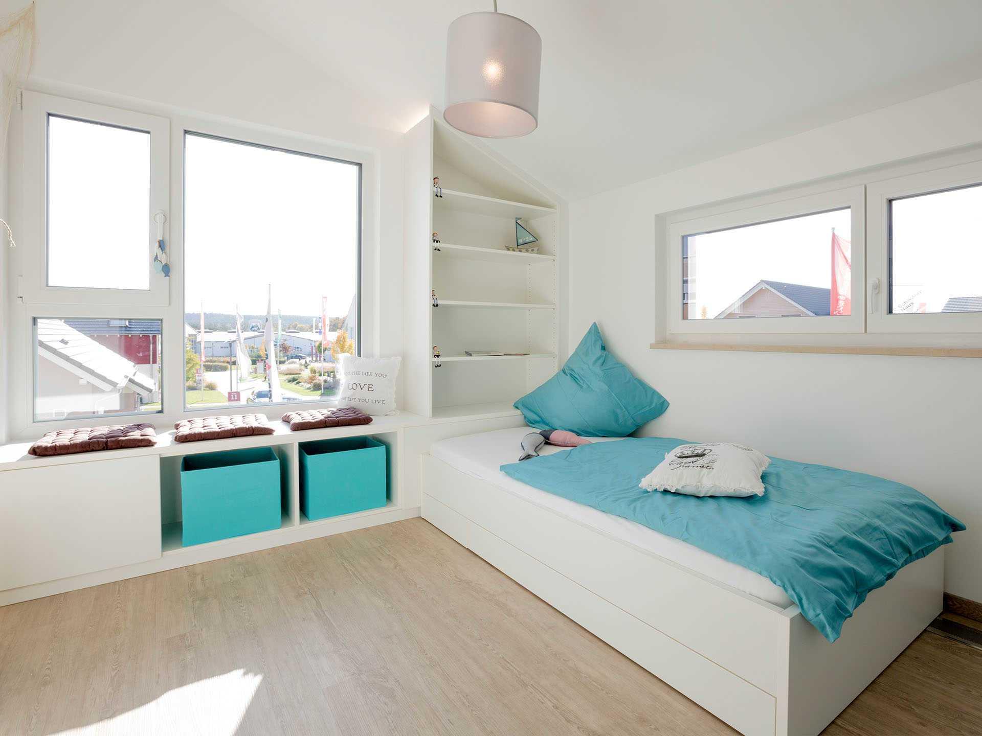musterhaus la rocca fischerhaus. Black Bedroom Furniture Sets. Home Design Ideas