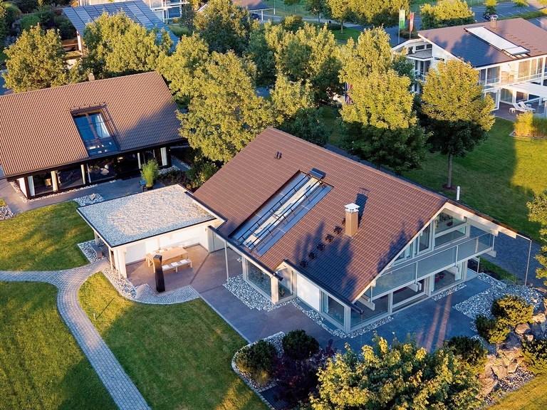 Musterhaus HUF Haus ART 3 - Ansicht 4