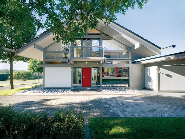 Musterhaus HUF Haus ART 3